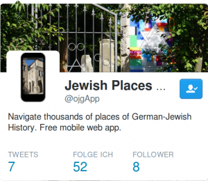 Jewish Places App