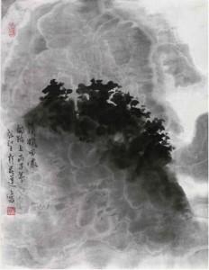 CHIANG Tsu-Wang, Pluie fine en mars (1996)