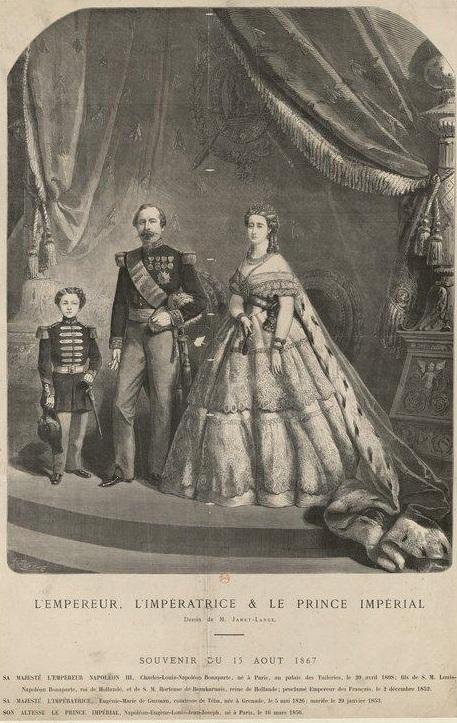 Famille-Napoleon3