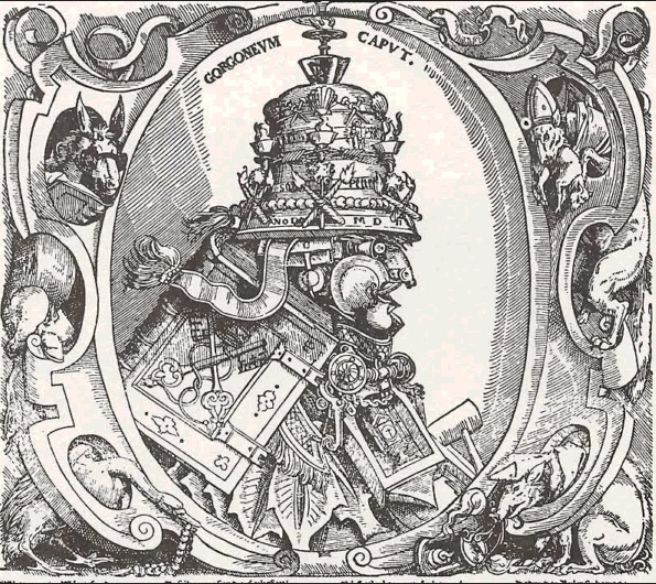 Gorgoneum-caput