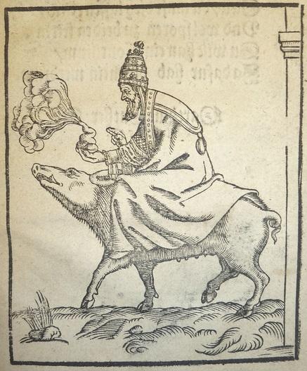 Sauritt-des-Papst