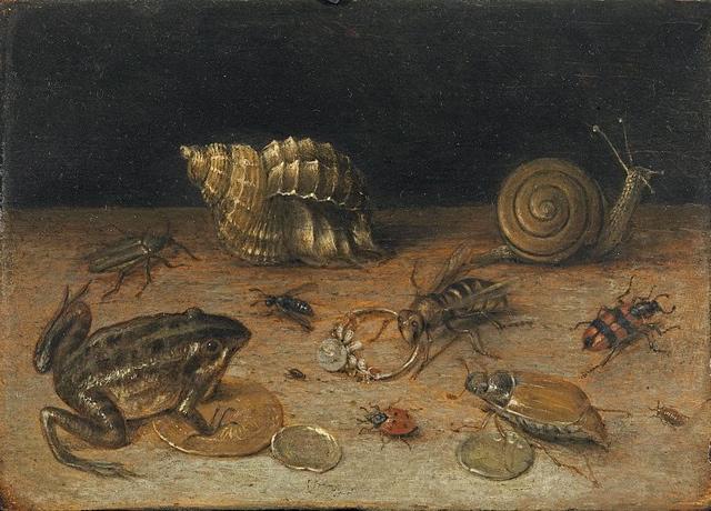 Georg-FlegelNature-morte-à-la-grenouille1638