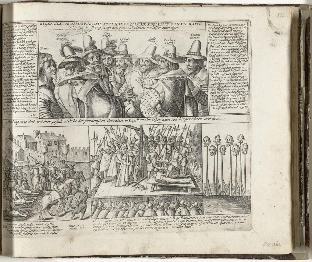 Hollaendischer  Druck_Gunpowder Plot_1605_Reichsmuseum_Het Buskruitverraad