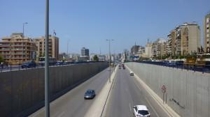 Beirut, New Airport Road, 2010 © Konstantin Kastrissianakis