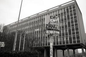 Campus de Nanterre (Copyright : Gongashan, via Flickr)
