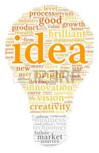 Des procédés ampoulés pour cartographier les idées et les concepts ? (Copyright : Rafał Olechowski)