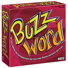 Toi aussi, joue à BuzzWord (crédits : n'importe quel revendeur qui accepte les cartes de crédit)