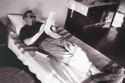 Mills au travail, Mexique, 1960 (crédits : http://www.cwrightmills.org/)