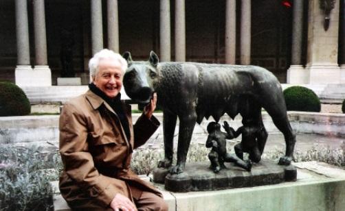 Gilbert Durand, à la source de l'imaginaire mythologique (crédits : http://amisgilbertdurand.com/)