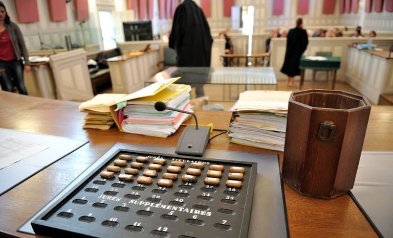 Cour d'assises de l'Yonne (crédits : Jérémie Fulleringer, 2014, via www.lyonne.fr)