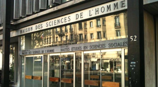 [Annonce] Séminaire Sciences sociales des sciences et techniques, 2017-2018