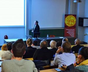 Conférence de D.Rouan