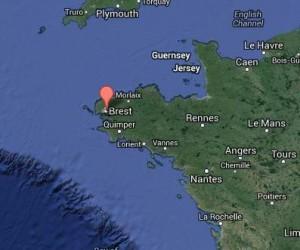 Le port de brest brest mar del plata - Surplus militaire brest port de commerce ...
