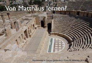 Von Matthäus lernen, Folie 15