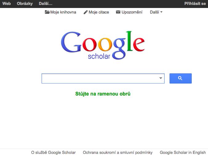 Bonjour Google Scholar ! Je suis une IP polonaise et dans deux secondes je deviens une IP argentine…