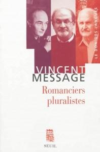 Romanciers pluralistes 2