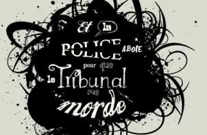 Au banc des accusés, le rap en procès