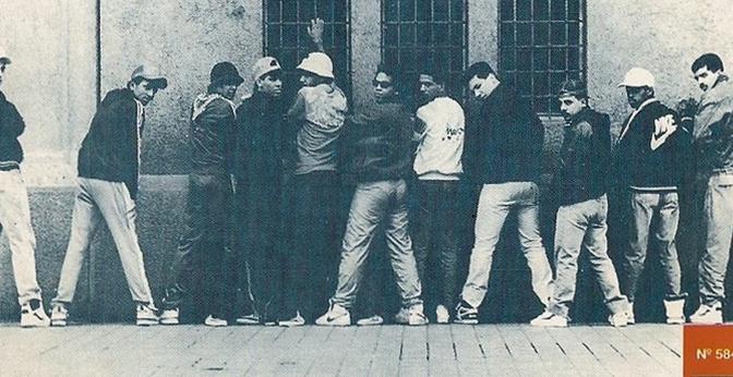 Une histoire du rap à São Paulo