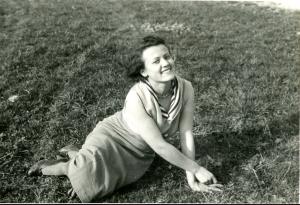 Blanche Héritier en 1934