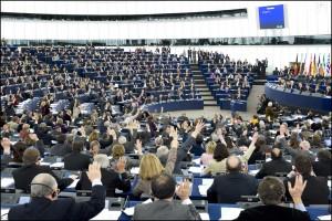 Parlement vote