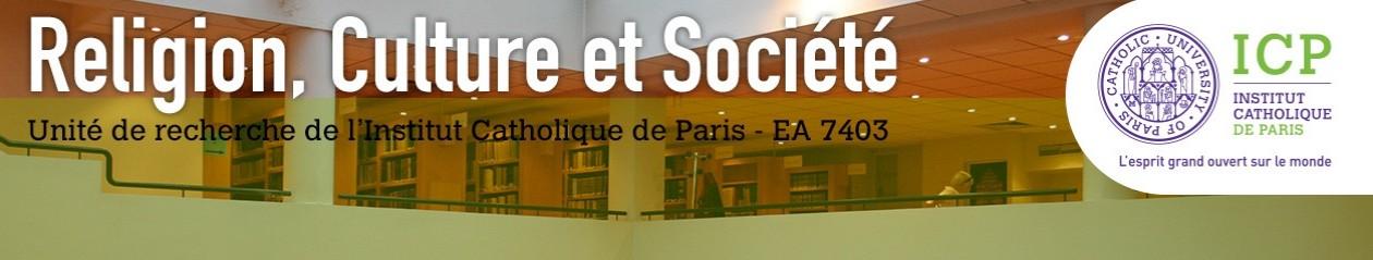 Religion, Culture et Société