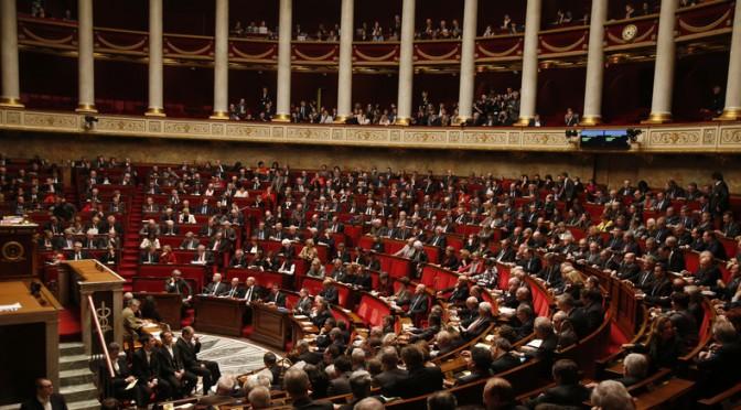 Le parlement français anticipe la fin du carême en Russie ?