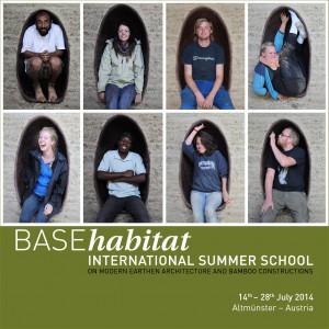 BASEhabitat International Summer School 2014