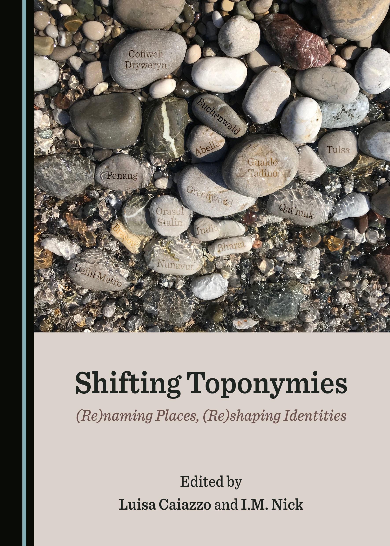 Shifting Toponymies Cover