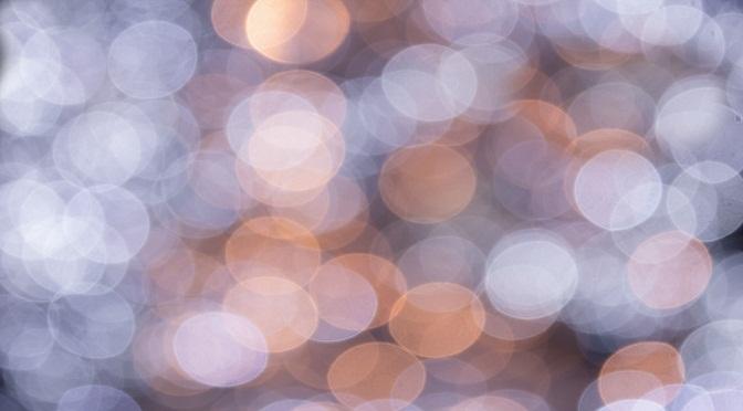 Lumières flous