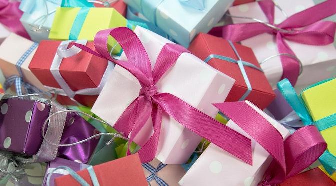 Le bonheur de donner (épisode 91)