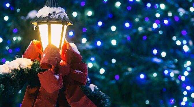 Les béatifiantes fêtes de fin d'année (épisode 160)