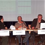 Marie-Barbara Le Gonidec, Donatien Laurent, Gilles Goyat