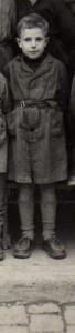 Georges en 1956