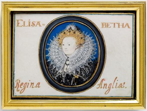 """""""Elisabetha, Regina Angliae"""", del mismo autor"""
