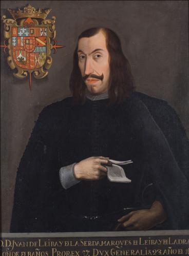 Don Juan de Leyva, marqués de Leyva (Museo Nacional de Chapultepec, México)