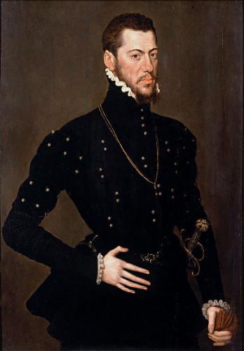 Don Martín de Gurrea, duque de Villahermosa (Antonio Moro, Museo Nacional de Estocolmo)