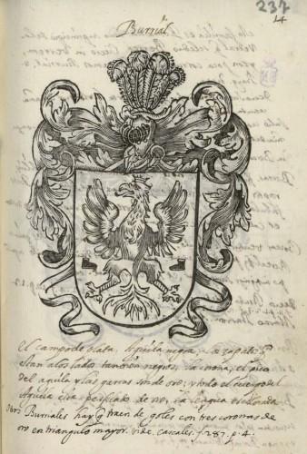 Armas de Burrial