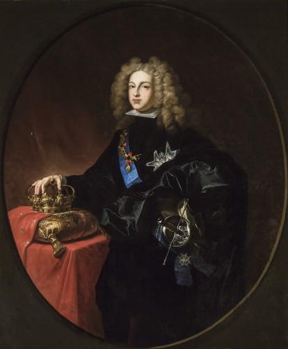 Felipe V (Fotografía: Patrimonium Hispalense. Ayuntamiento de Sevilla).