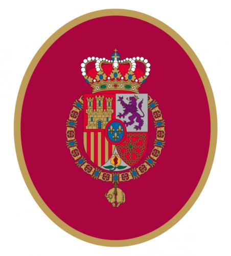 Armas de S.M. el Rey don Felipe VI de España, según el BOE de 21-VI-14