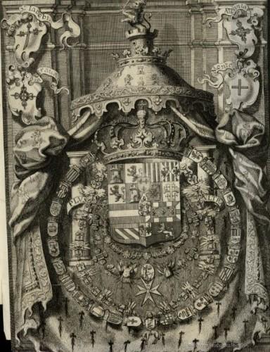 Armas Grandes del Rey de España
