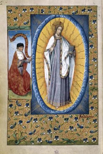Libro de Horas de Carlos V (BNE, Madrid)