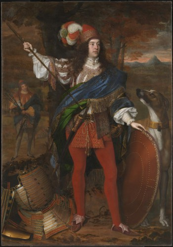 Sir Neil O'Neill, por John Michael Wright (1680)