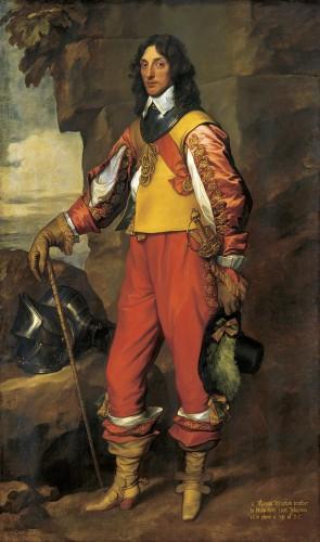 Van Dyck (1599-1641), Sir Thomas Wharton (c. 1615 – 30 octubre1684)