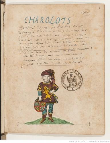 BNF, Bibliothèque de l'Arsenal, 4150