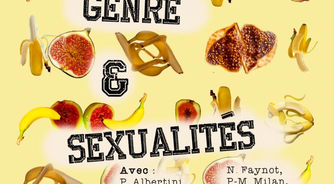 Genre et sexualités (4): Isabelle Clair. «Les conflits conjugaux à travers la jalousie»