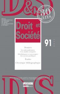 Couverture DS 91