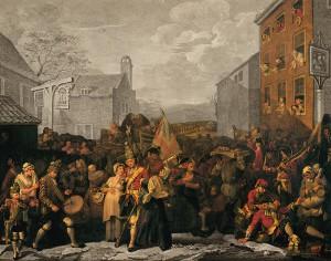 Soldats et civils au XVIIIe siècle : échanges épistolaires et culturels