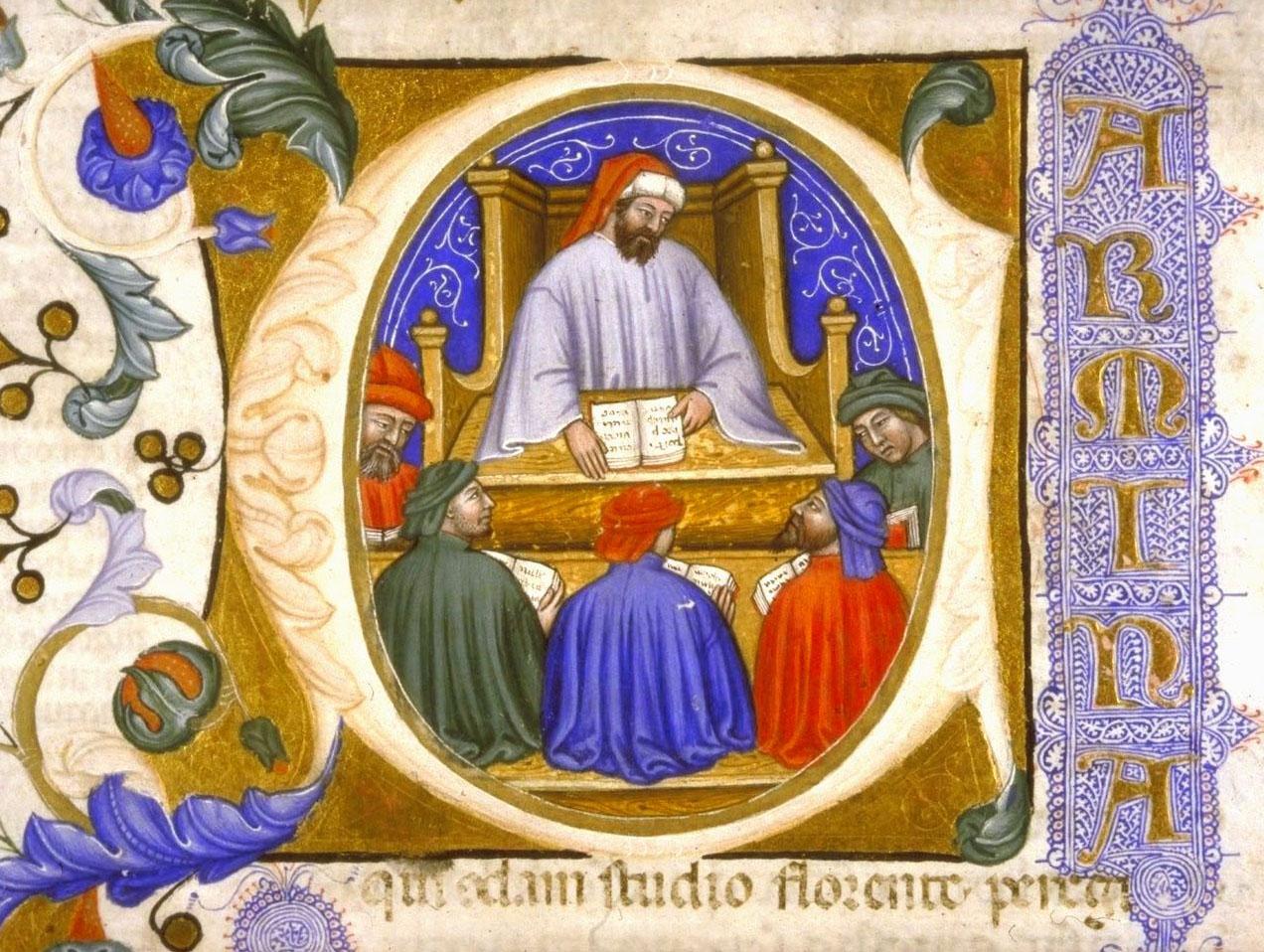 Boecio a través del tiempo: la recepción de su obra y su influencia en las letras europeas desde la Edad Media hasta hoy