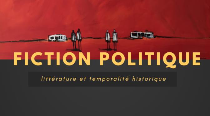 Séminaire Fiction politique 2019-2020