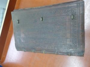 Lagerbuch ,Haus Assen